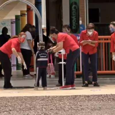 Guanajuato pone en marcha programa piloto de regreso a clases bajo estrictas medidas sanitarias