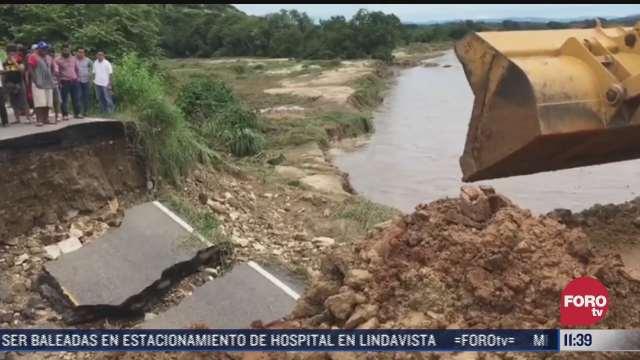 inicia temporada de huracanes oaxaca alista medidas preventivas