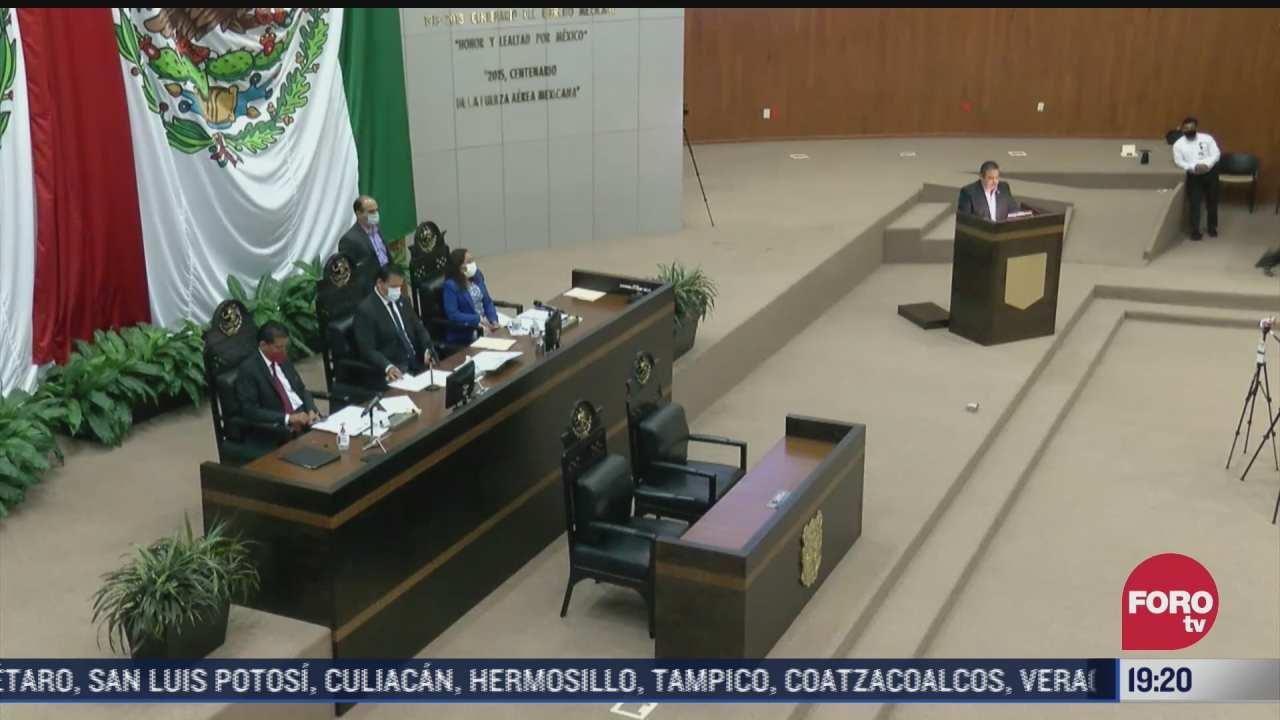 interponen controversia por orden de aprehension contra gobernador de tamaulipas