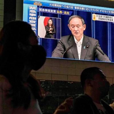 Japón ampliará el estado de emergencia por COVID-19 a tres prefecturas más