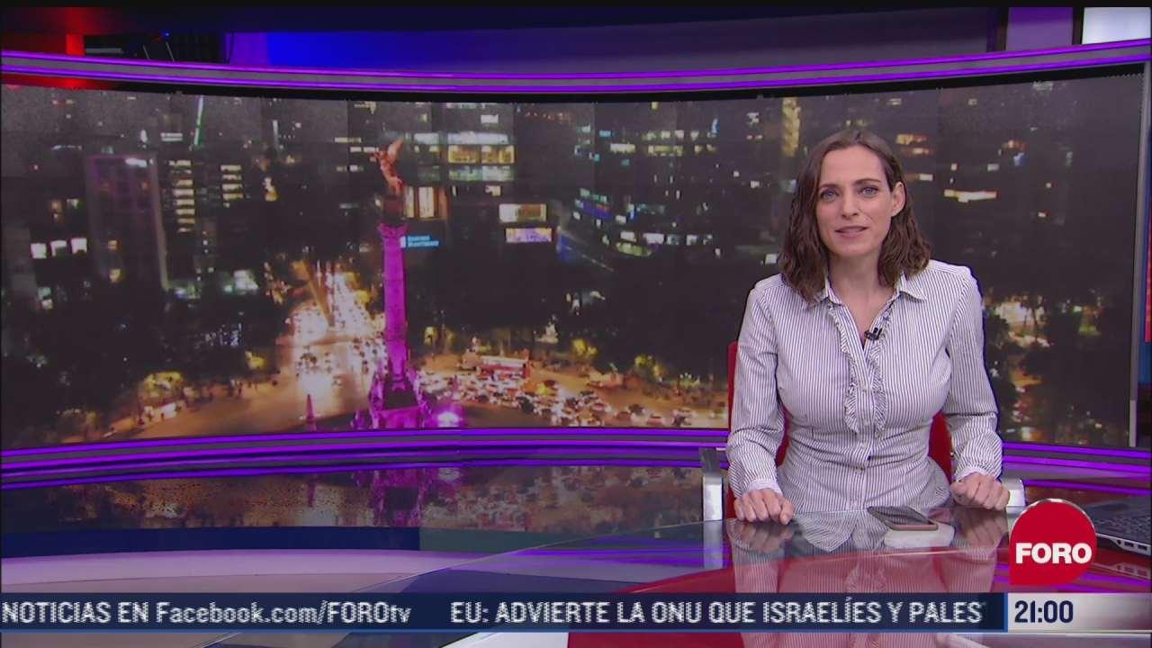 las noticias con ana francisca vega programa del 11 de mayo de