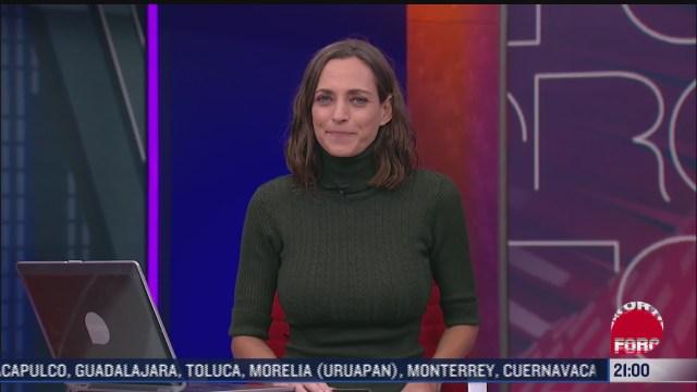 las noticias con ana francisca vega programa del 4 de mayo de