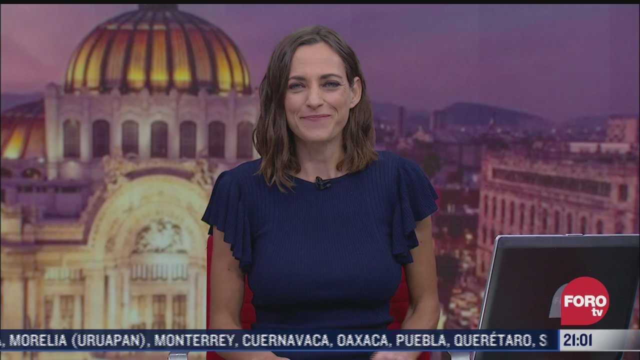 las noticias con ana francisca vega programa del 6 de mayo de
