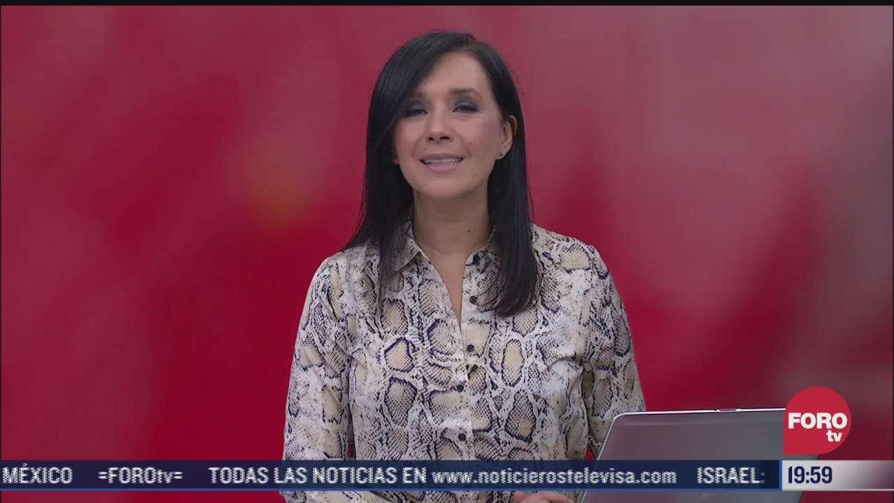 las noticias con karla iberia programa del 17 de mayo del