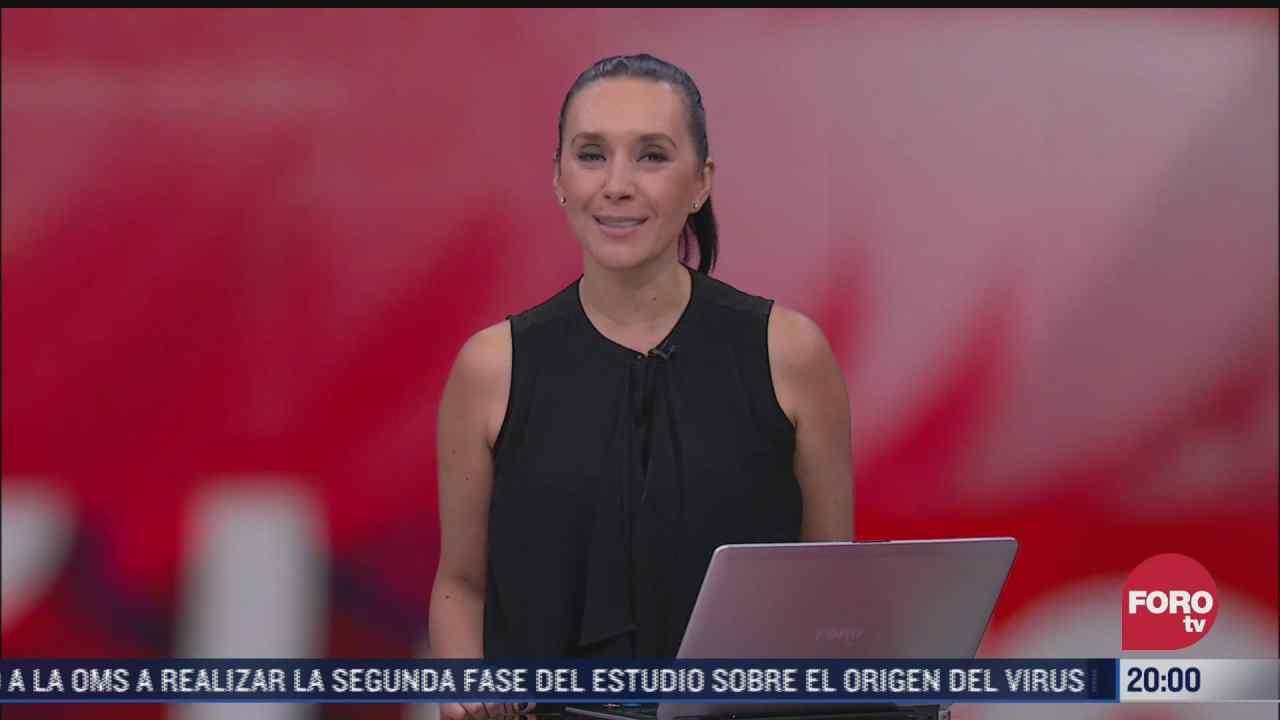 las noticias con karla iberia programa del 27 de mayo del