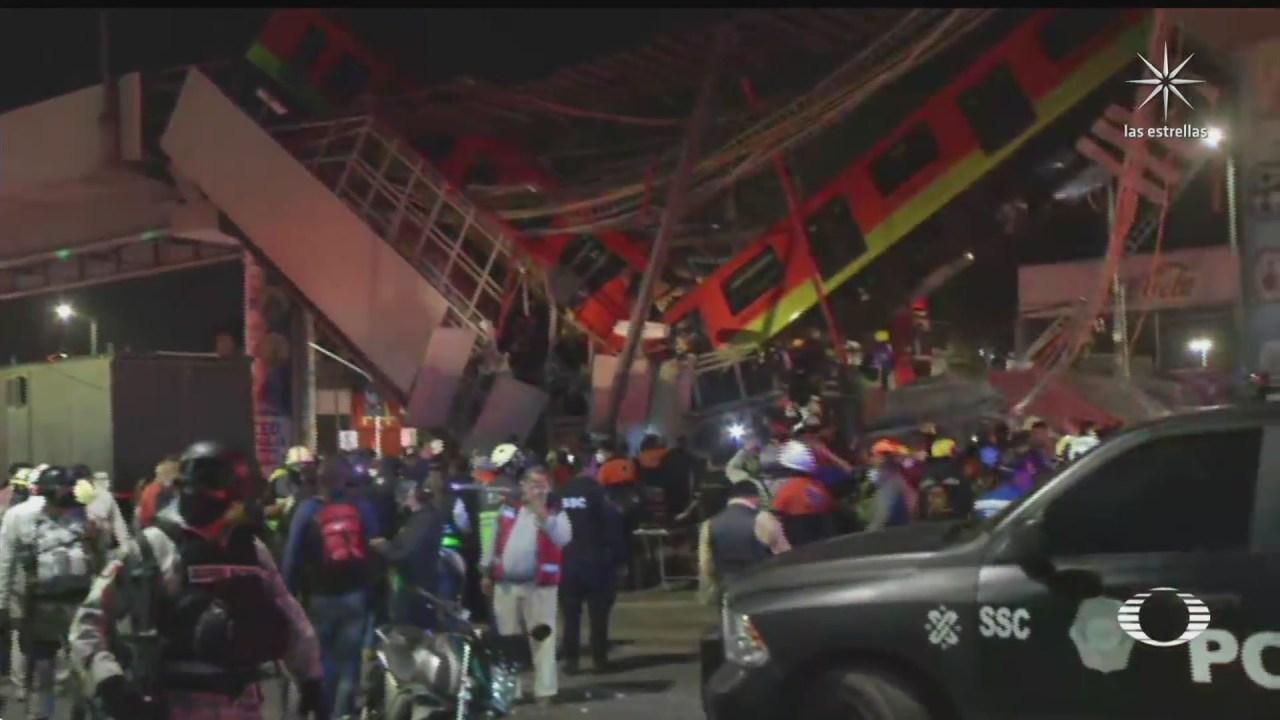 las victimas y los desaparecidos del accidente en la l12 del metro cdmx
