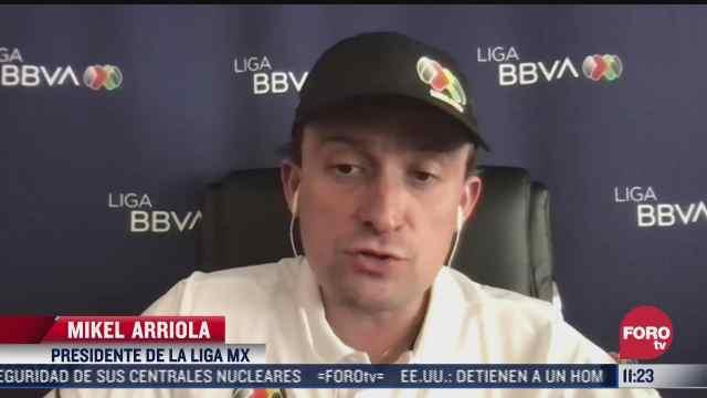 manejo de la pandemia covid 19 en la liga mexicana de futbol