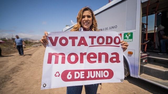Ávila Olmeda Proyecto AMLO Baja California