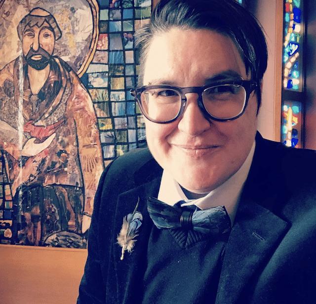 Megan Rohrer Primera Obispa Trans