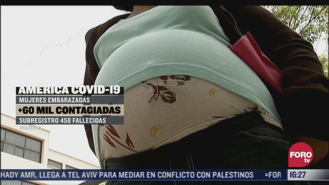 por que es importante la vacuna contra covid 19 para embarazadas