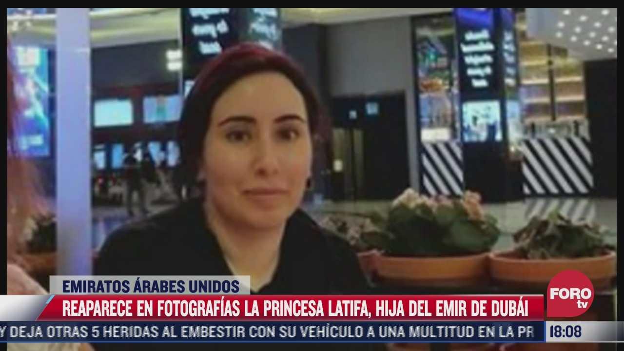 Latifa karla Princess Latifa