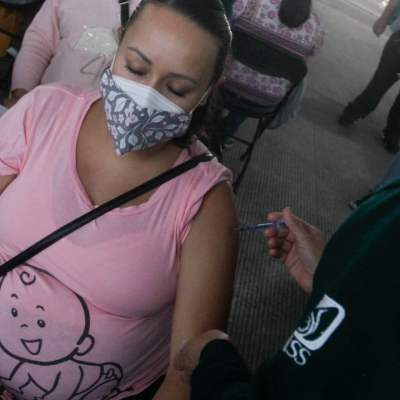 SSa desmiente que todas las mujeres de 18 a 50 años puedan vacunarse contra COVID, ahora sólo es para embarazadas