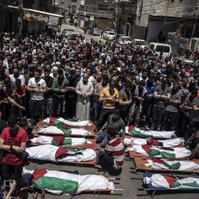 Suman 153 muertos en Gaza por bombardeos de Israel