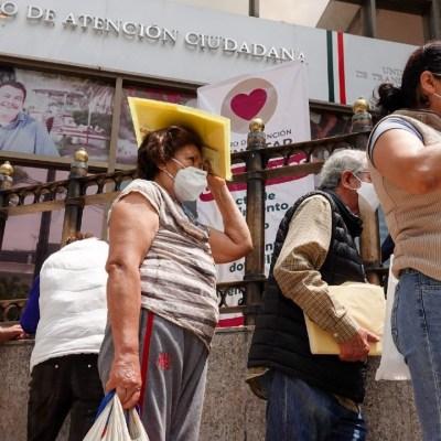 Adultos mayores de CDMX podrán tramitar pensión para el Bienestar en alcaldías