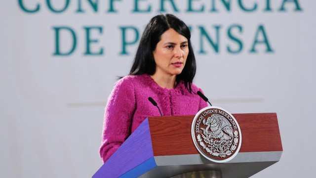 Berenice Romero Domínguez, encargada de despacho de la Profeco