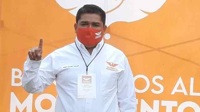 Candidato asesinadogana elecciones a la alcaldía de Cazones de Herrera, Veracruz