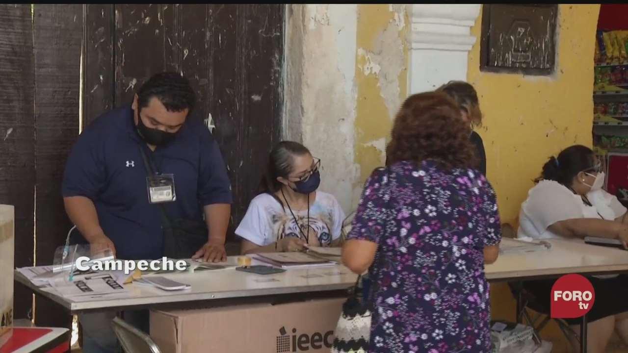 concluye jornada electoral en campeche