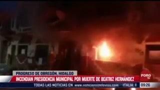 detienen a siete policias por el feminicidio de la doctora beatriz hernandez