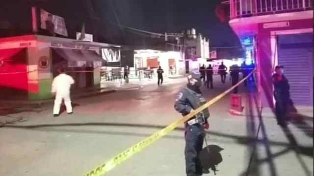 Difunden video de ataque a bar en Jiutepec, Morelos: hay un muerto