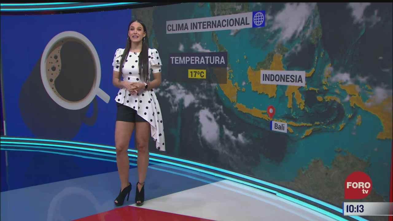 el climaenexpreso internacional del 2 de junio del