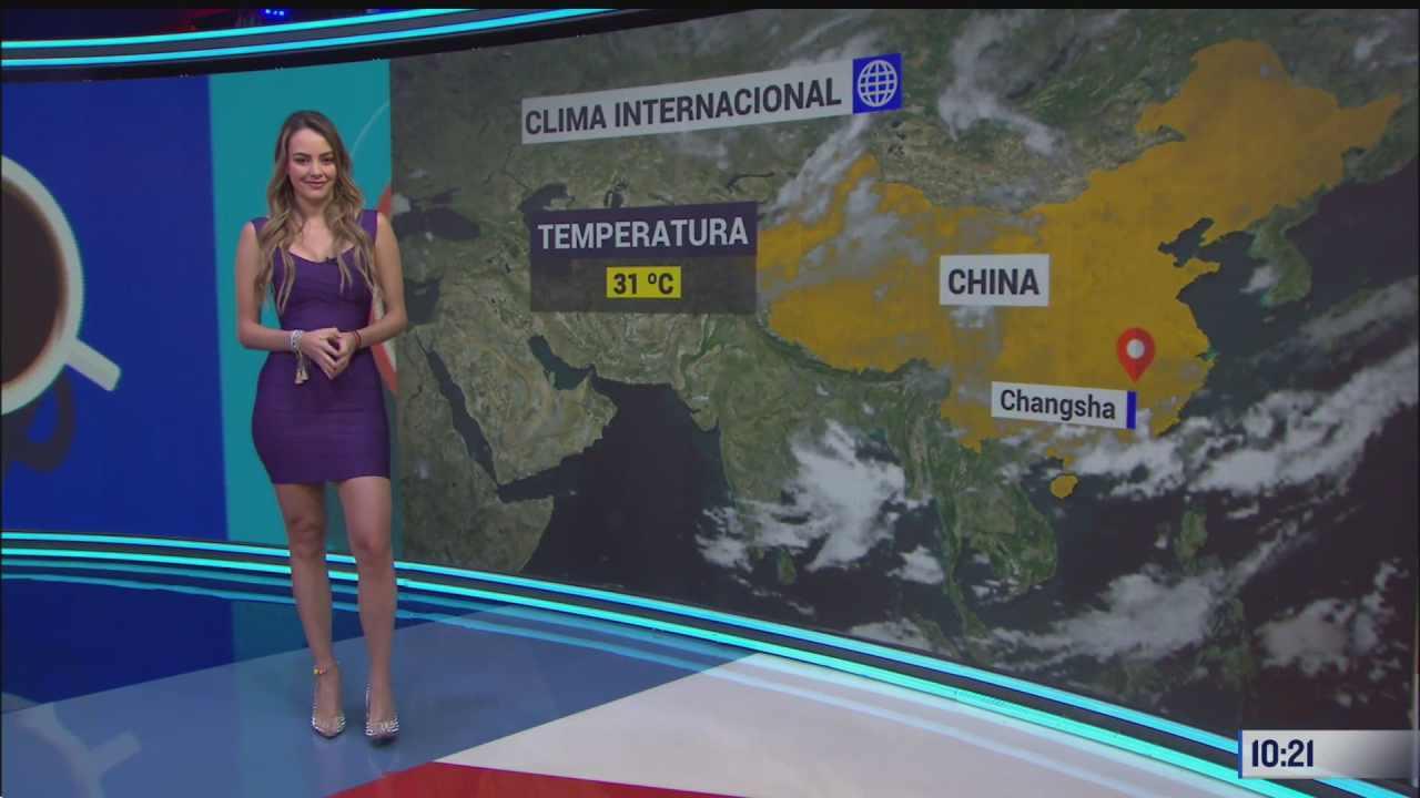 el climaenexpreso internacional del 22 de junio del