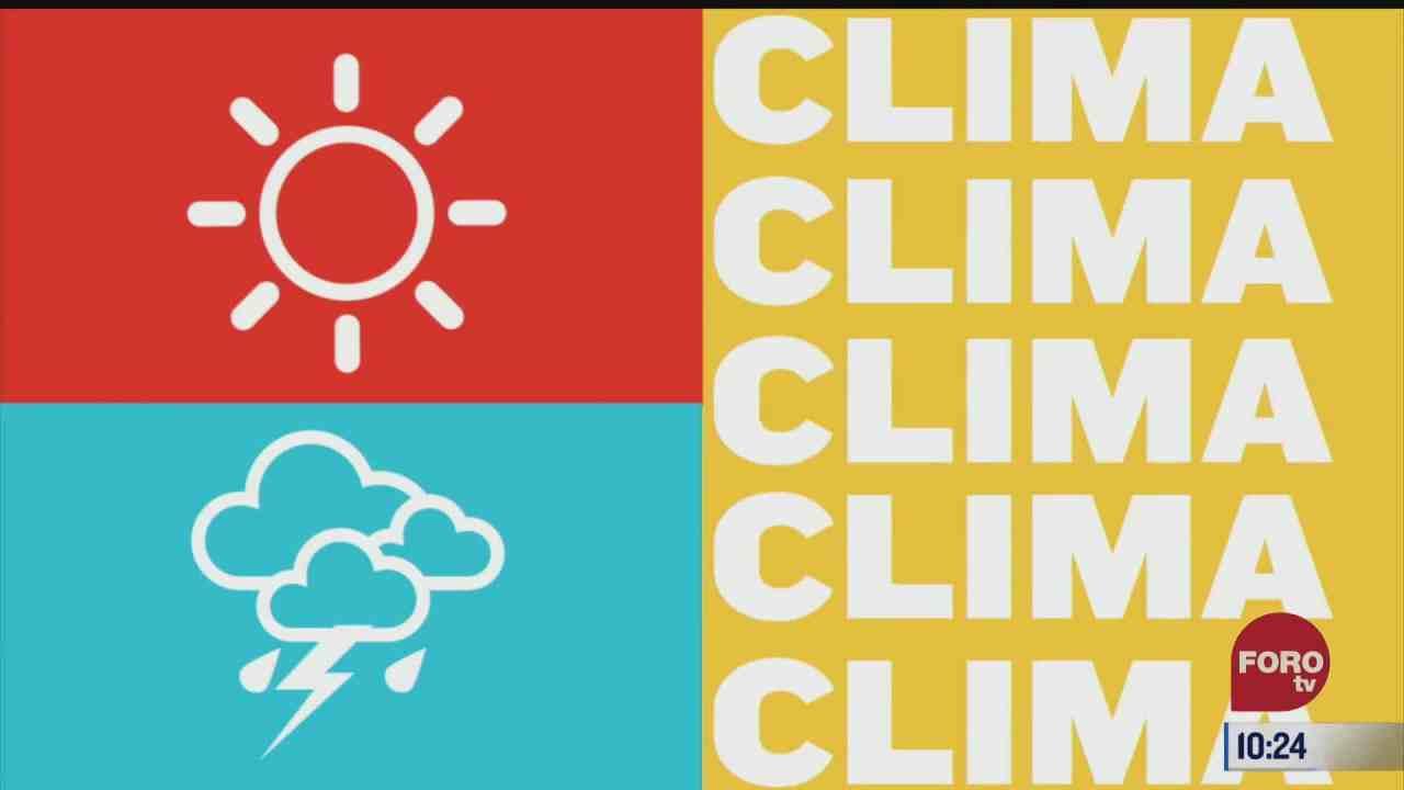 el climaenexpreso nacional del 7 de junio del
