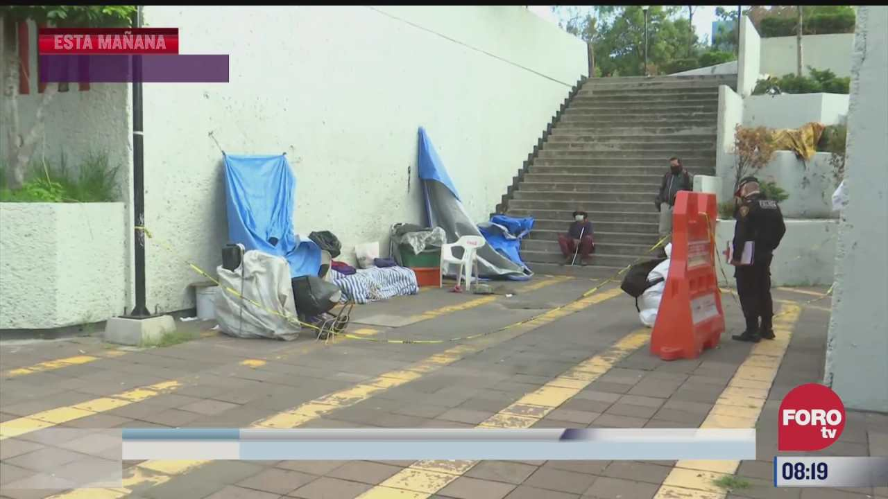 hallan cuerpo de mujer afuera de la estacion constituyentes del metro