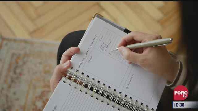 la utilidad de llevar un diario personal
