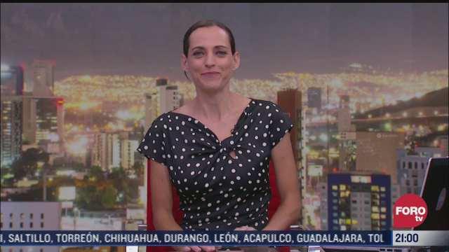 las noticias con ana francisca vega programa del 17 de junio de
