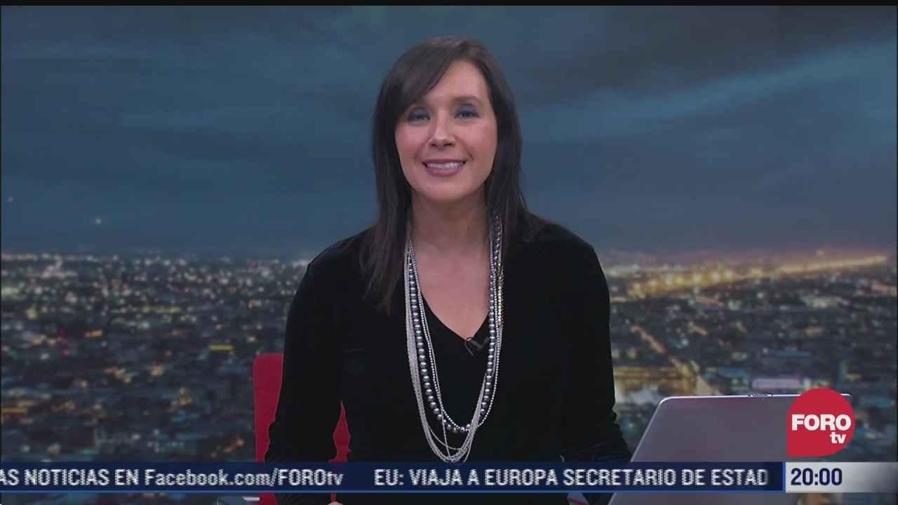 las noticias con ana francisca vega programa del 22 de junio de
