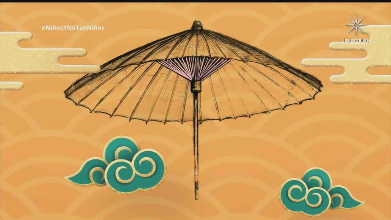 ninos y no tan ninos el origen del paraguas