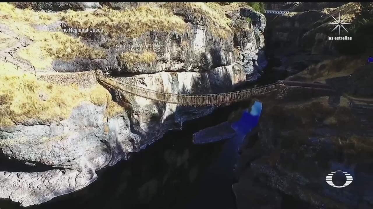 restauran puente inca en cusco peru