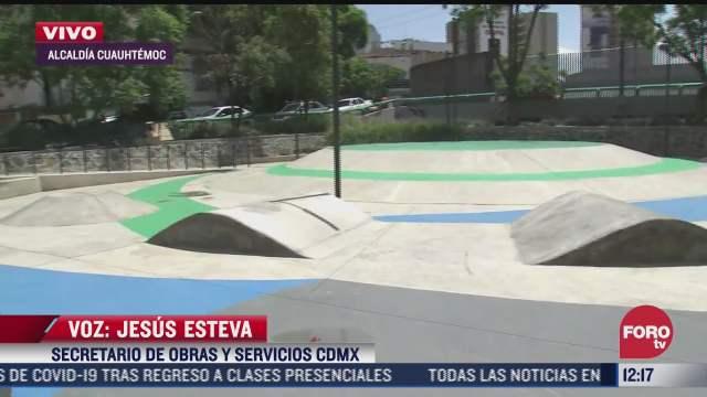revitalizacion de espacios en avenida chapultepec busca recuperar espacio publico jesus esteva