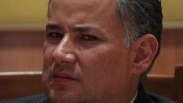 Santiago Nieto, jefe de la Unidad de Inteligencia Financiera (UIF) (Cuartoscuro)