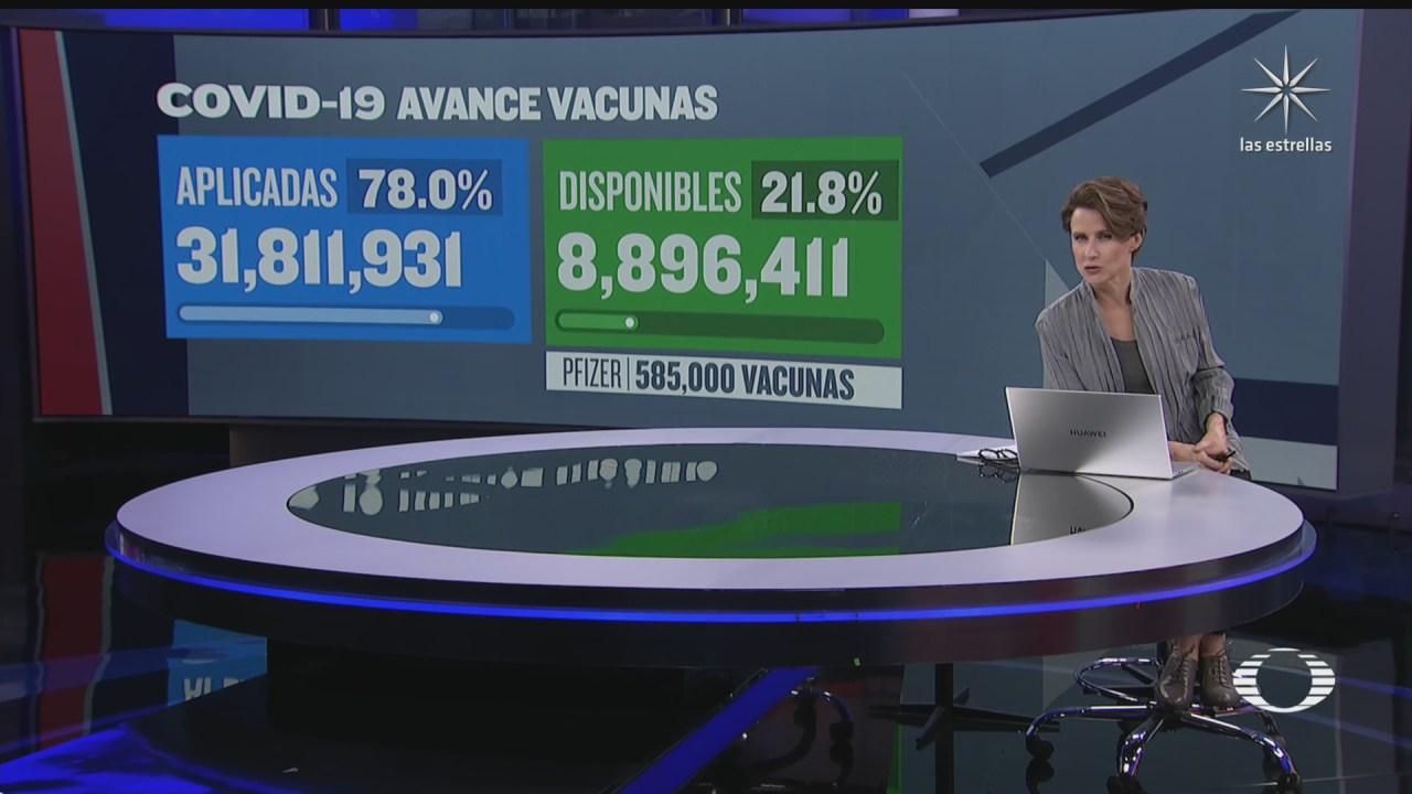 se suspende vacunacion contra covid por comicios electorales