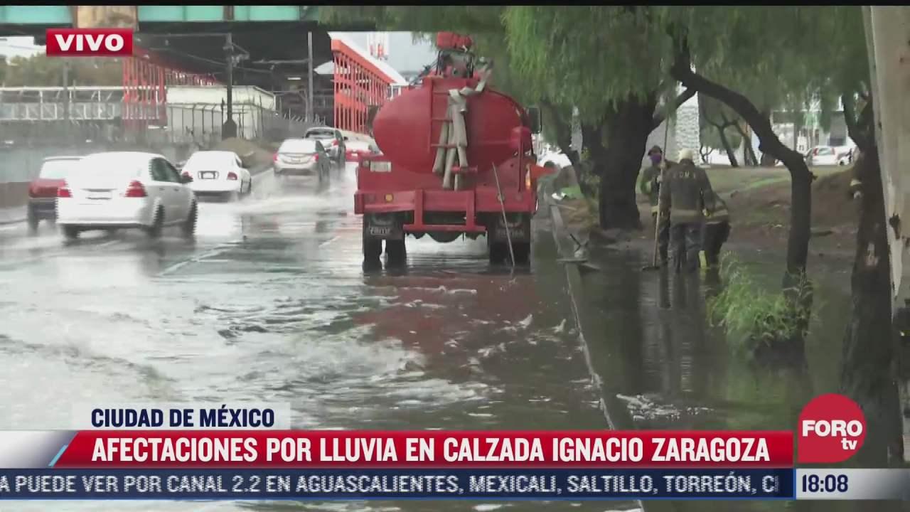 siguen las afectaciones por inundaciones y lluvias en la cdmx el edomex