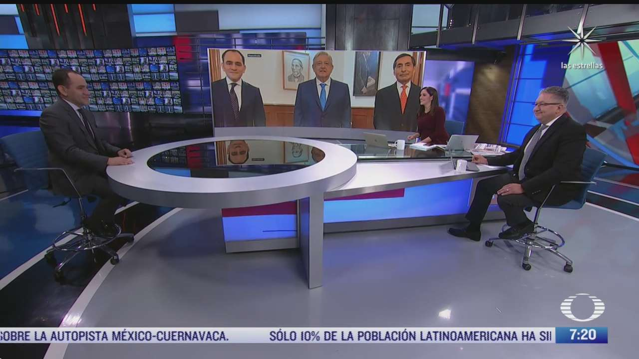 Entrevistacon Arturo Herrera, secretario de Hacienda, para Despierta