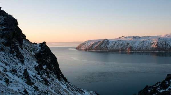 Las dos islas que separan Estados Unidos de Rusia caminando