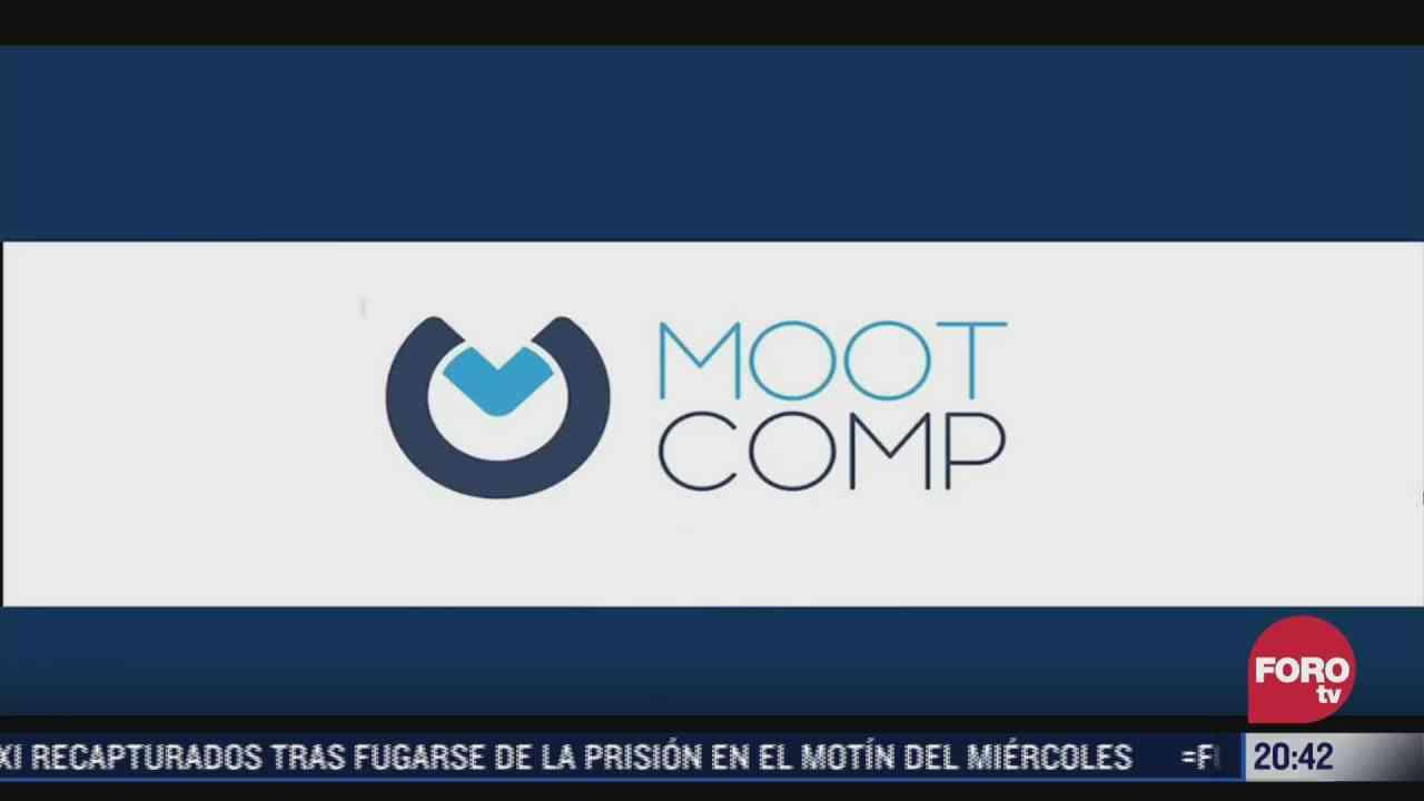 abren convocatoria para concurso de competencia economica moot comp