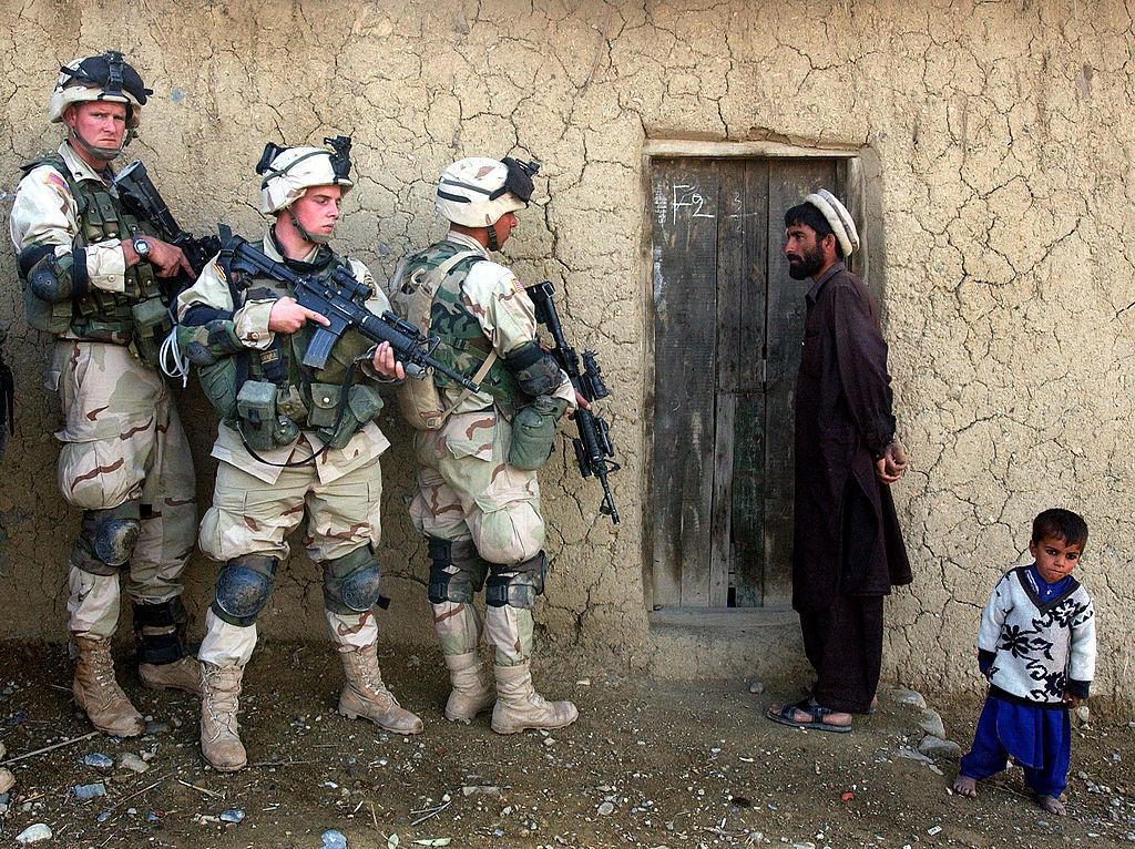 Estados Unidos, Afganistán, guerra, conflicto armado, filosofía