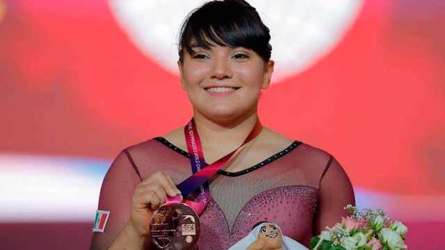 Alexa Moreno superó las burlas en los Juegos Olímpicos y ahora es reconocida en todo el mundo