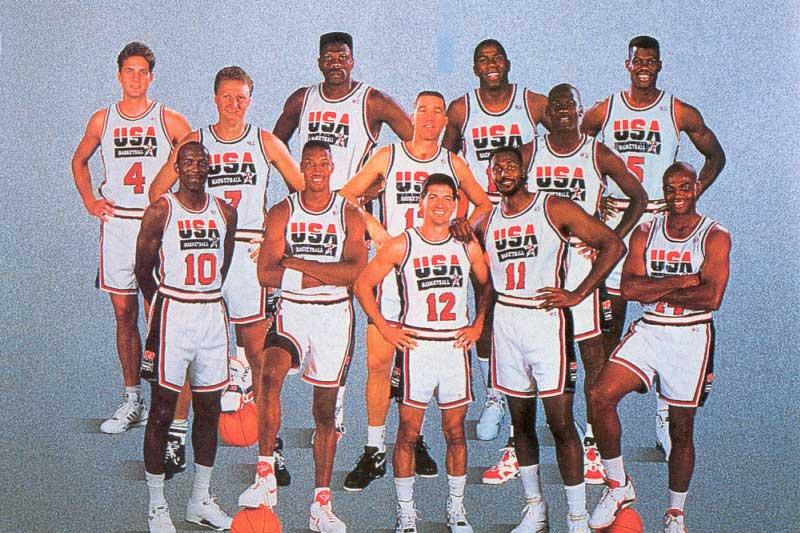 Barcelona 92: El Dream Team y Michael Jordan