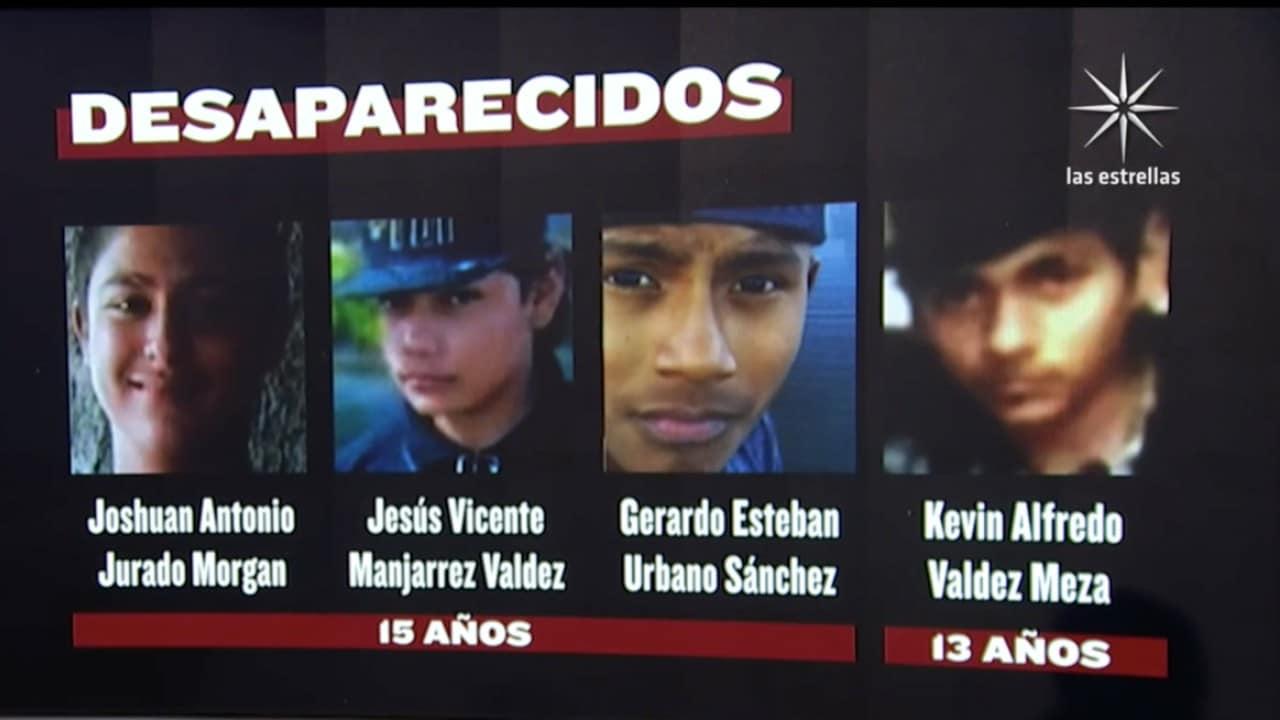 Buscan a cuatro adolescentes que desaparecieron tras carreras de motos en Culiacán, Sinaloa