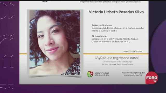 buscan a joven madre desaparecida desde el 3 de marzo