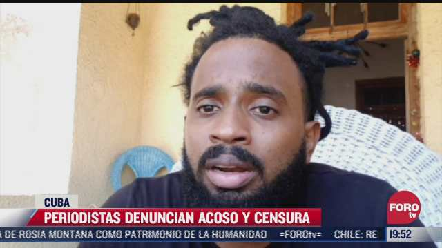 denuncian censura a periodistas en cuba