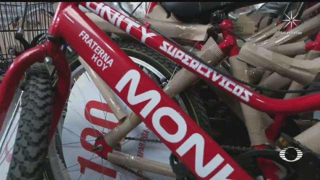 donan bicicletas para afectados por colapso en la linea 12 de metro cdmx