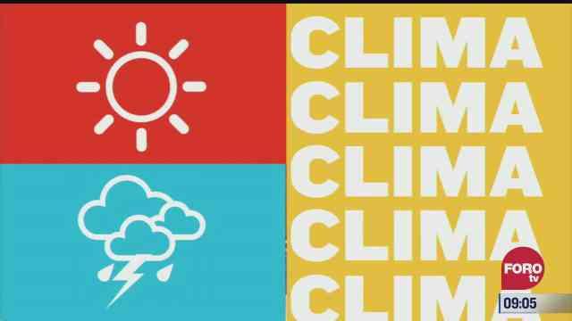 el climaenexpreso nacional del 27 de julio del