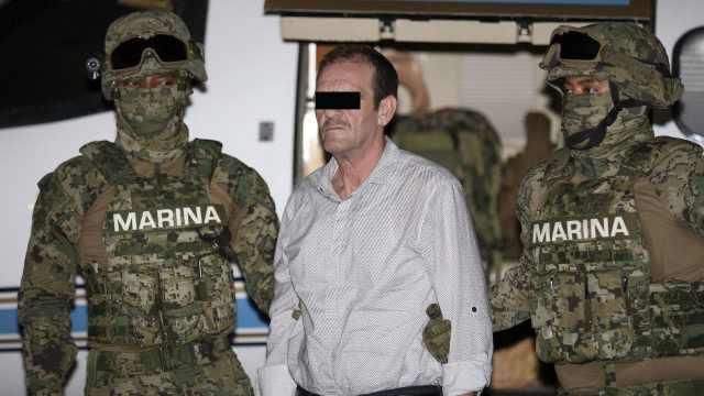 Reingresa 'El Güero' Palma al penal del Altiplano
