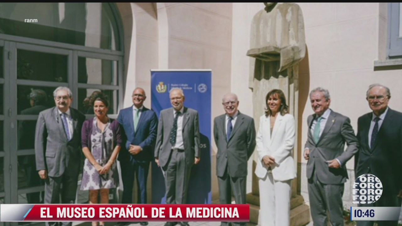 el museo espanol de la medicina