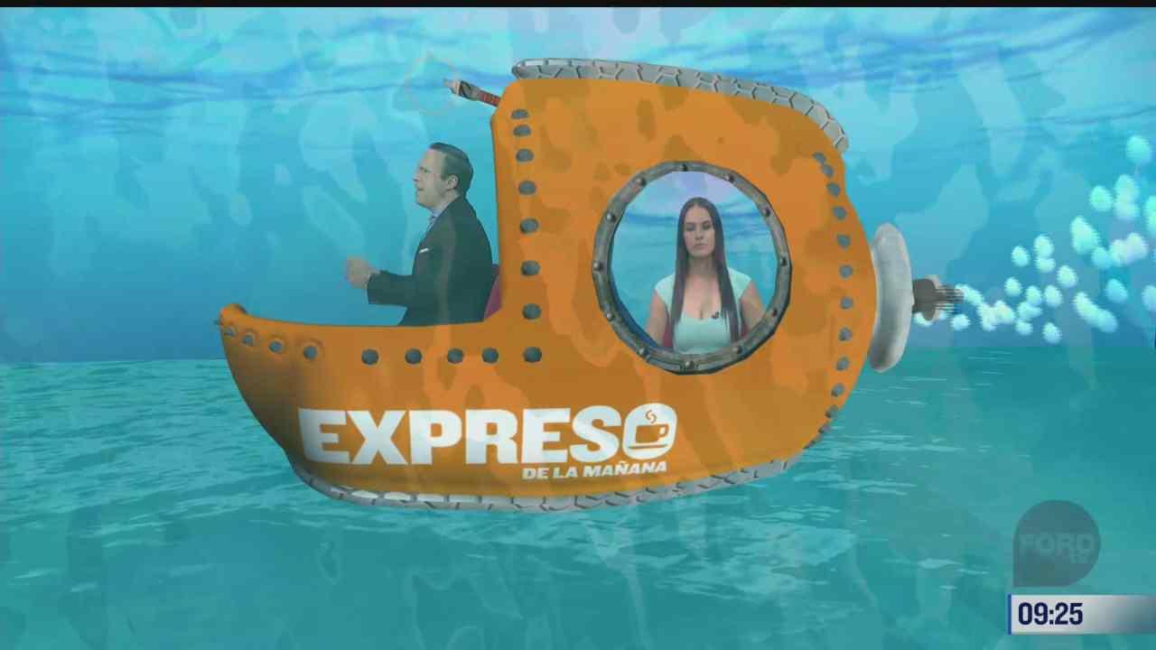 el submarinoenexpreso del 13 de julio del